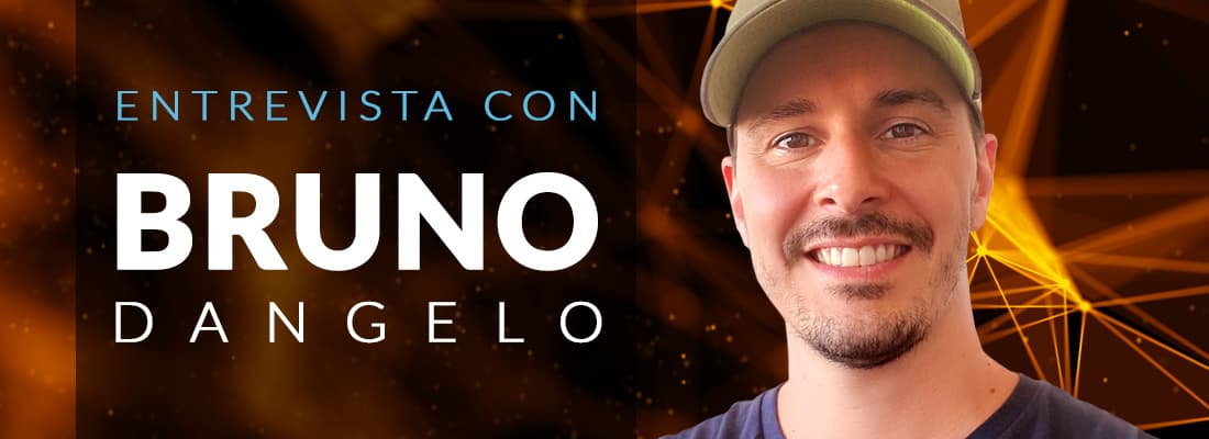 Entrevista a Bruno Dangelo