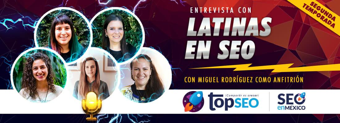 Latinas en SEO